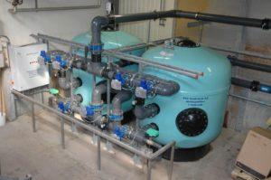 Multifilter til vandbehandling
