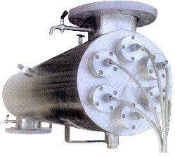 UV- Anlæg til vandinstallation, vandværker, industri og landbrug.